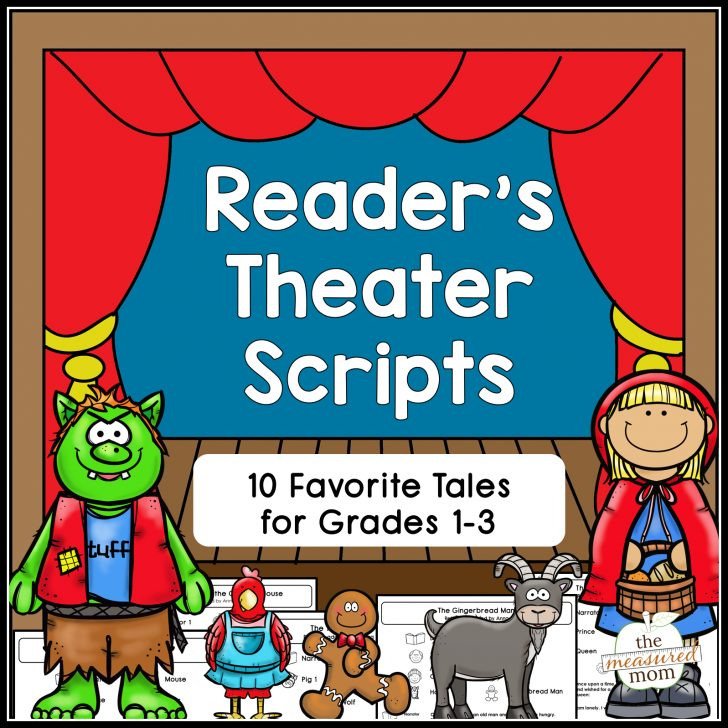 Free Printable Readers Theater Scripts 3Rd Grade