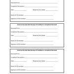 Receipt Book Template Doc Cakepins | Business Ideas | Pinterest   Invoice Templates Printable Free Word Doc