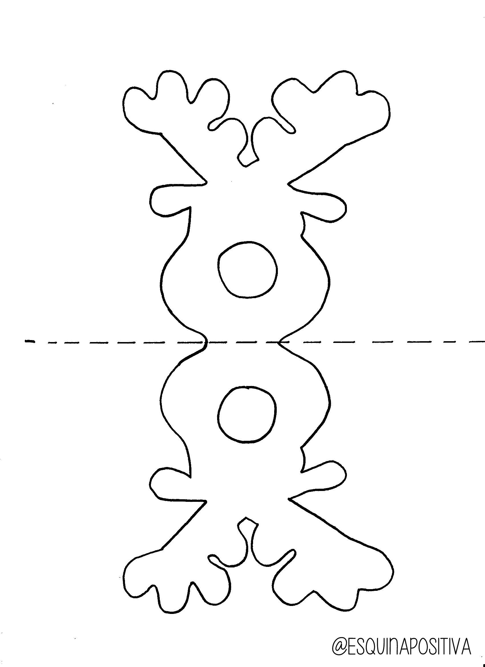 Reindeer Chupa Chups Template - Google Search | Diy And Crafts - Free Printable Reindeer Lollipop Template