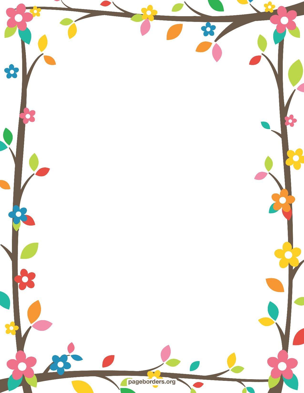 Resultado De Imagen Para Free Printable Border Designs For Paper - Free Printable Page Borders