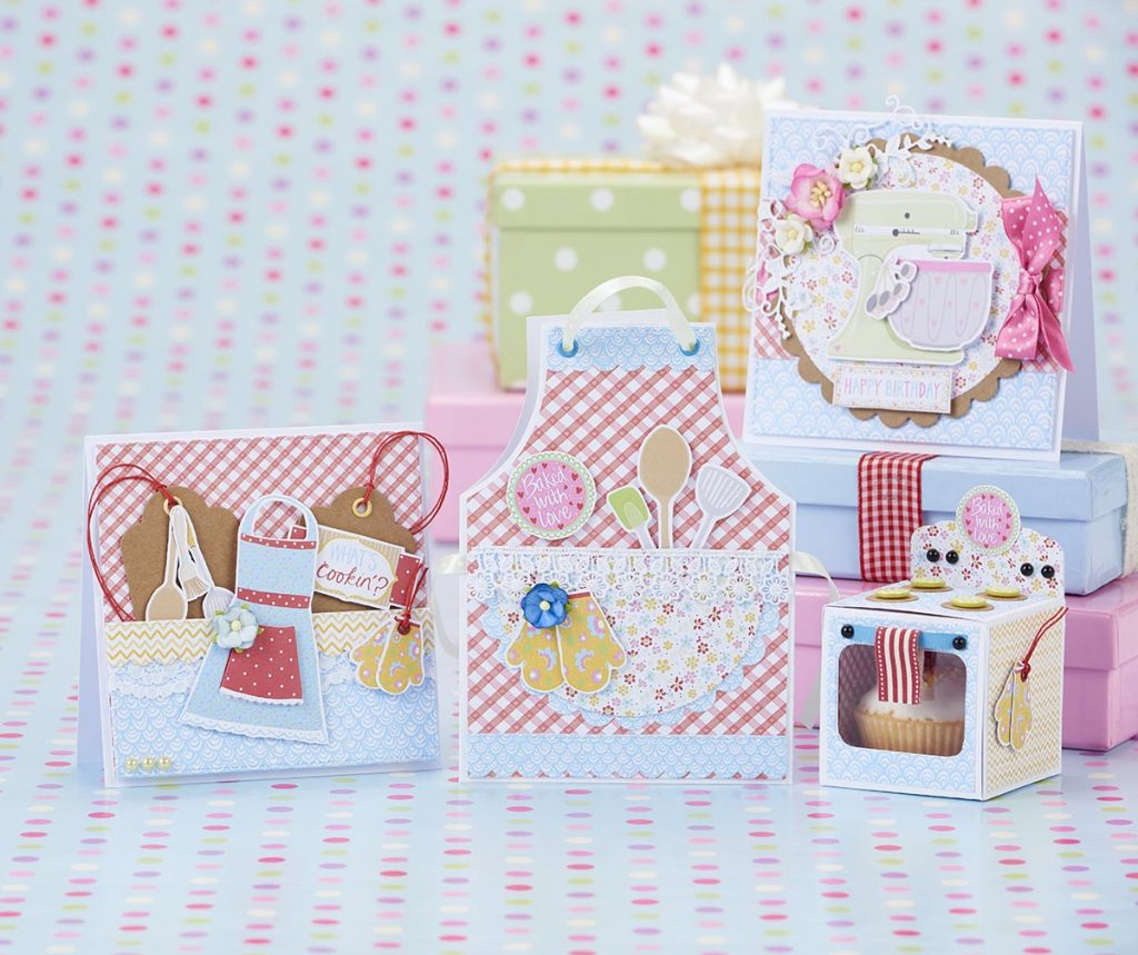Retro Baking Free Printables From Papercraft Inspirations Issue 156 - Printable Paper Crafts Free