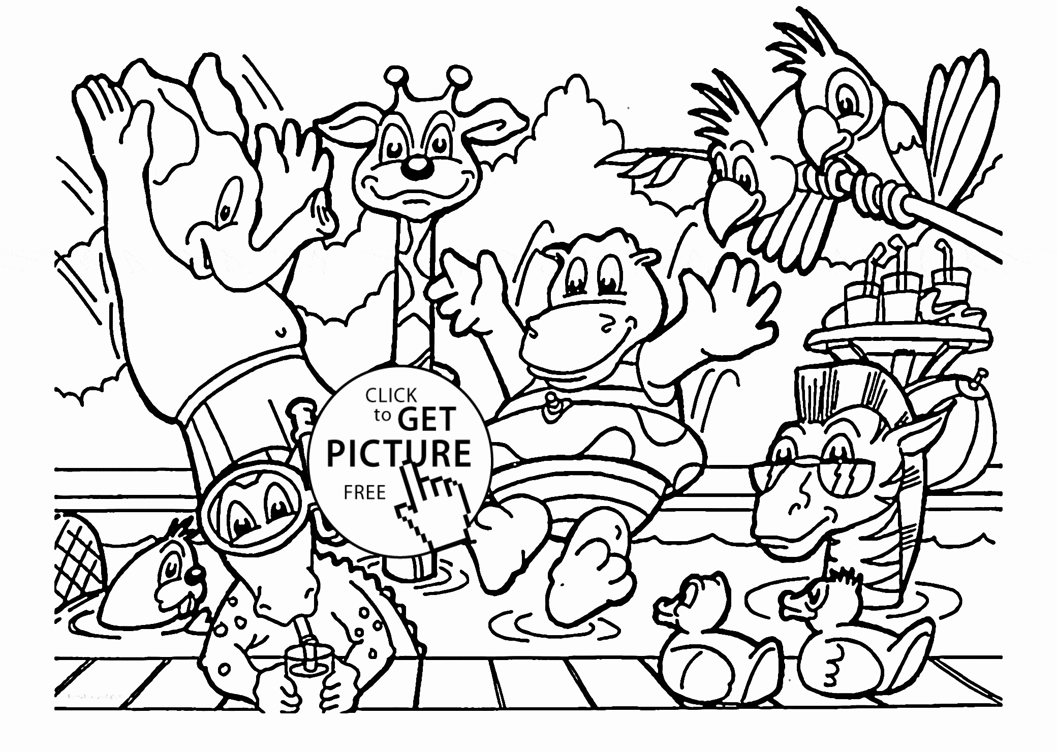 Rick And Morty Coloring Pages - Lezincnyc - Free Printable South Park Coloring Pages
