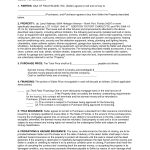 Sales-Agreement-Template-Free-  - Free Real Estate Purchase - Free Printable Real Estate Contracts