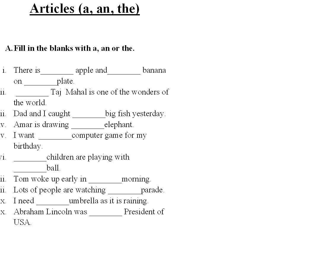 Saved Free Printable English Grammar Worksheets For Grade 6 2 - Free Printable Third Grade Grammar Worksheets