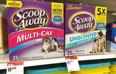 Scoop Away Cat Litter, Only $6.99 At Target (Reg. $10.39)! - The - Free Printable Scoop Away Coupons