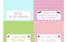Scrap N Teach: Valentine's Treat Bag Topper (Free Printables) - Free Printable Bag Toppers