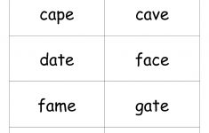 Free Printable Phonics Worksheets For Second Grade