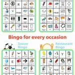 Self Esteem Bingo Printable | Www.topsimages   Free Printable Self Esteem Bingo