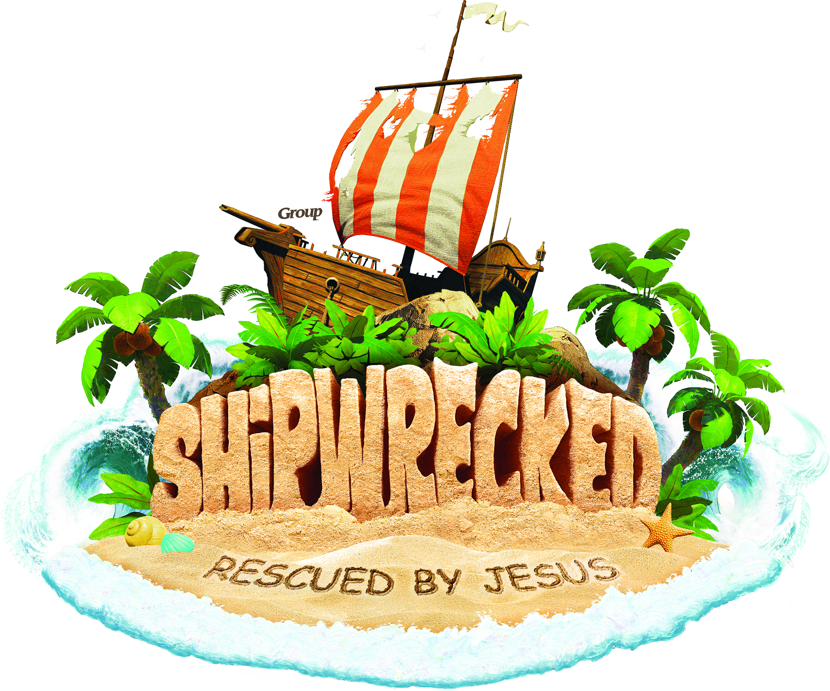 Shipwrecked Vbs | Free Resources & Downloads - Free Printable Vacation Bible School Materials