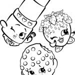 Shopkins Coloring Pages | Cartoon Coloring Pages | Pinterest – Shopkins Coloring Pages Free Printable