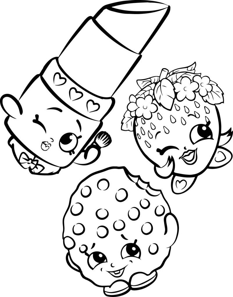 Shopkins Coloring Pages   Cartoon Coloring Pages   Pinterest - Shopkins Coloring Pages Free Printable