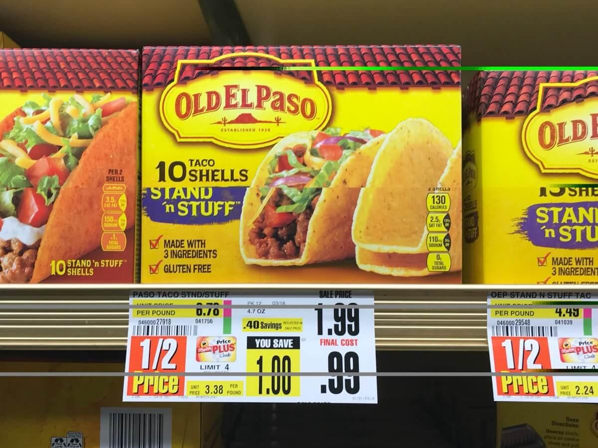 Shoprite Shoppers- Free Old El Paso Taco Shells, Dinner Kits - Free Printable Old El Paso Coupons