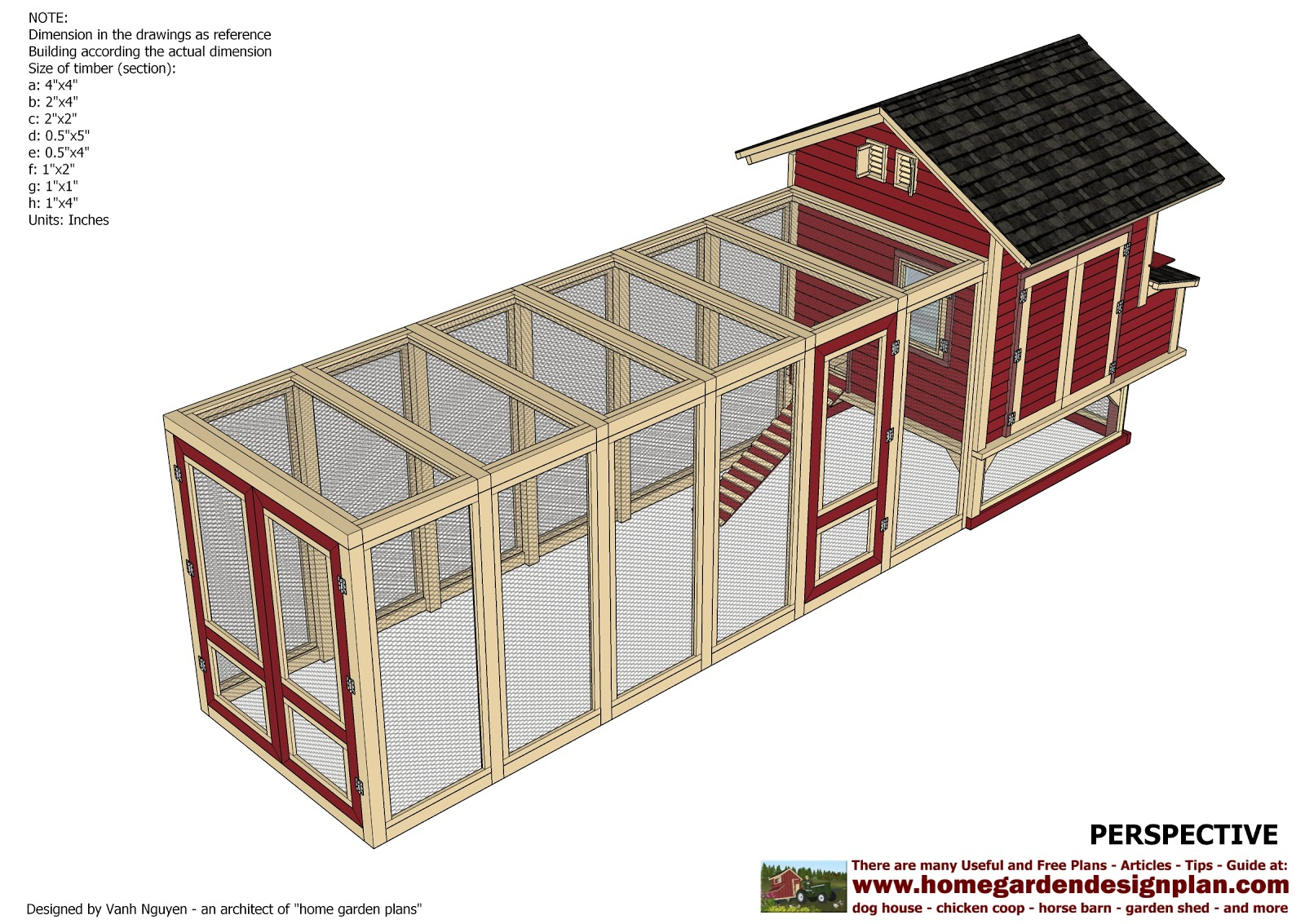 Small Chicken Coop: Free 6 X 6 Chicken Coop Plans - Free Printable Chicken Coop Plans