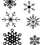 Snowflake Patterns | Polish   Ideas   Free Printable Snowflake Patterns