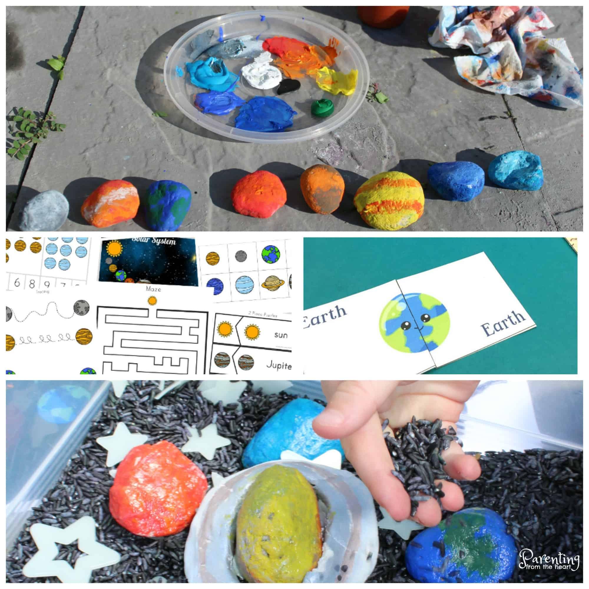 Solar System Worksheets: Free Printables For Preschoolers And Older - Free Printable Solar System Worksheets