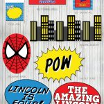 Spiderman Birthday Party   Free Printable Spiderman Pictures