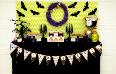 Free Printable Halloween Party Decorations