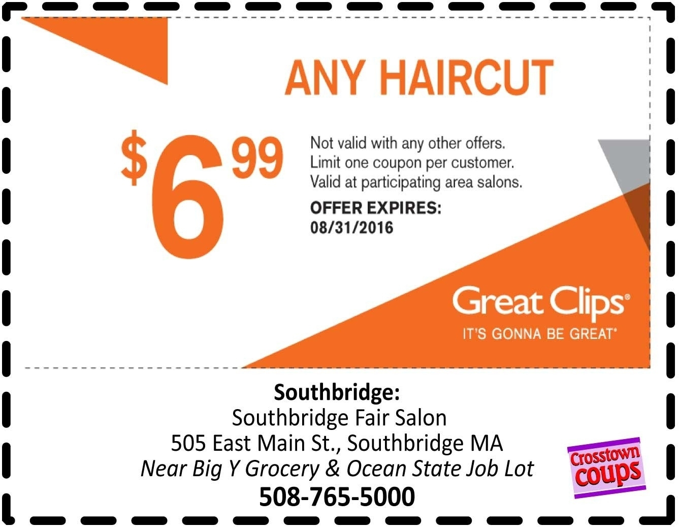 Sport Clips Printable Coupons 2018 | World Of Printable And Chart - Great Clips Free Coupons Printable
