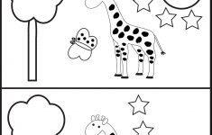Free Printable Spot The Difference For Kids