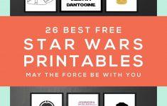 Free Printable Star Wars Baby Shower Invites