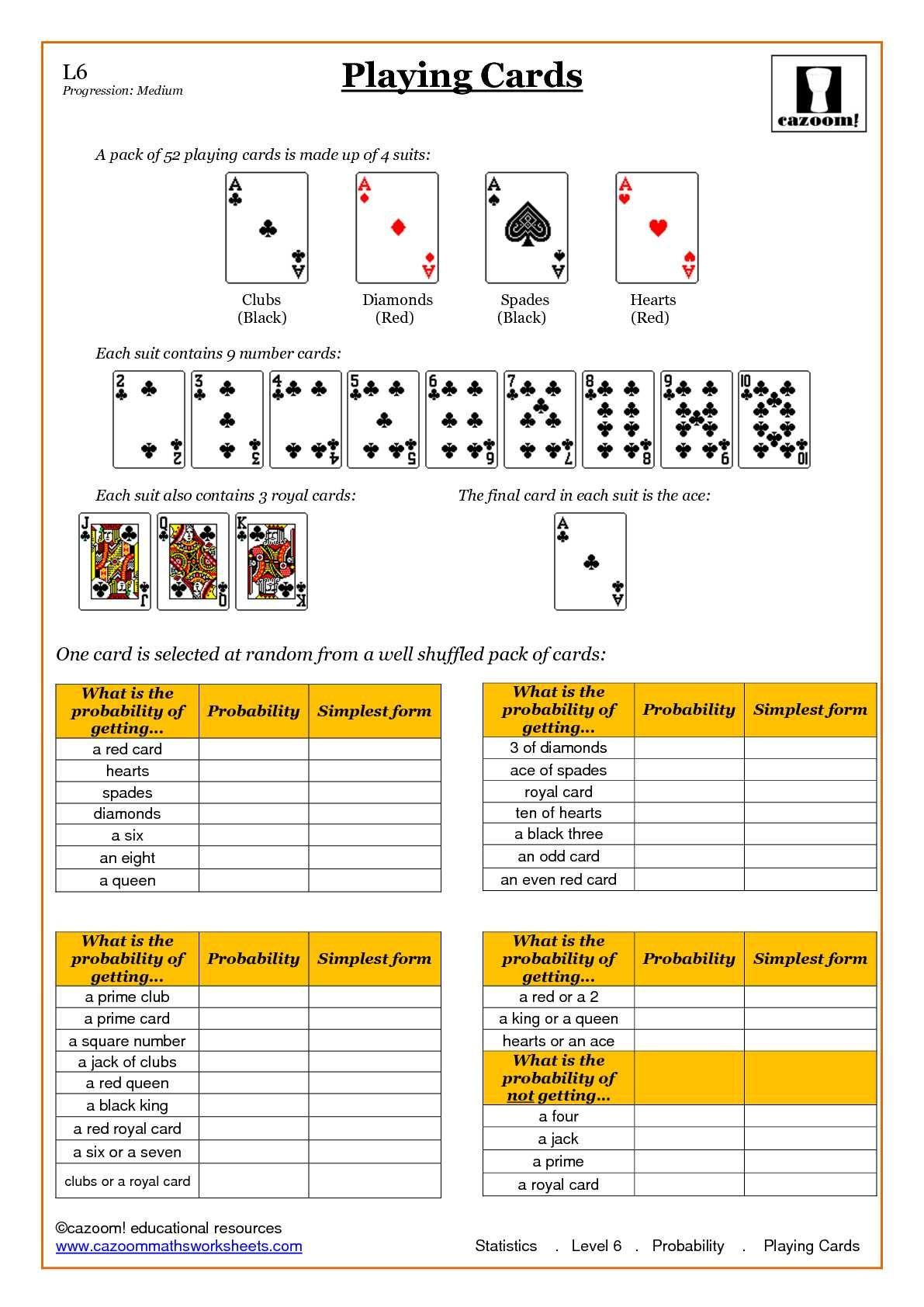 Statistic Maths Worksheets - Free Printable Statistics Worksheets
