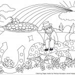 Stpatriksmedium   | Coloring Pages | Pinterest | St Patrick, St   Free Printable St Patrick Day Coloring Pages