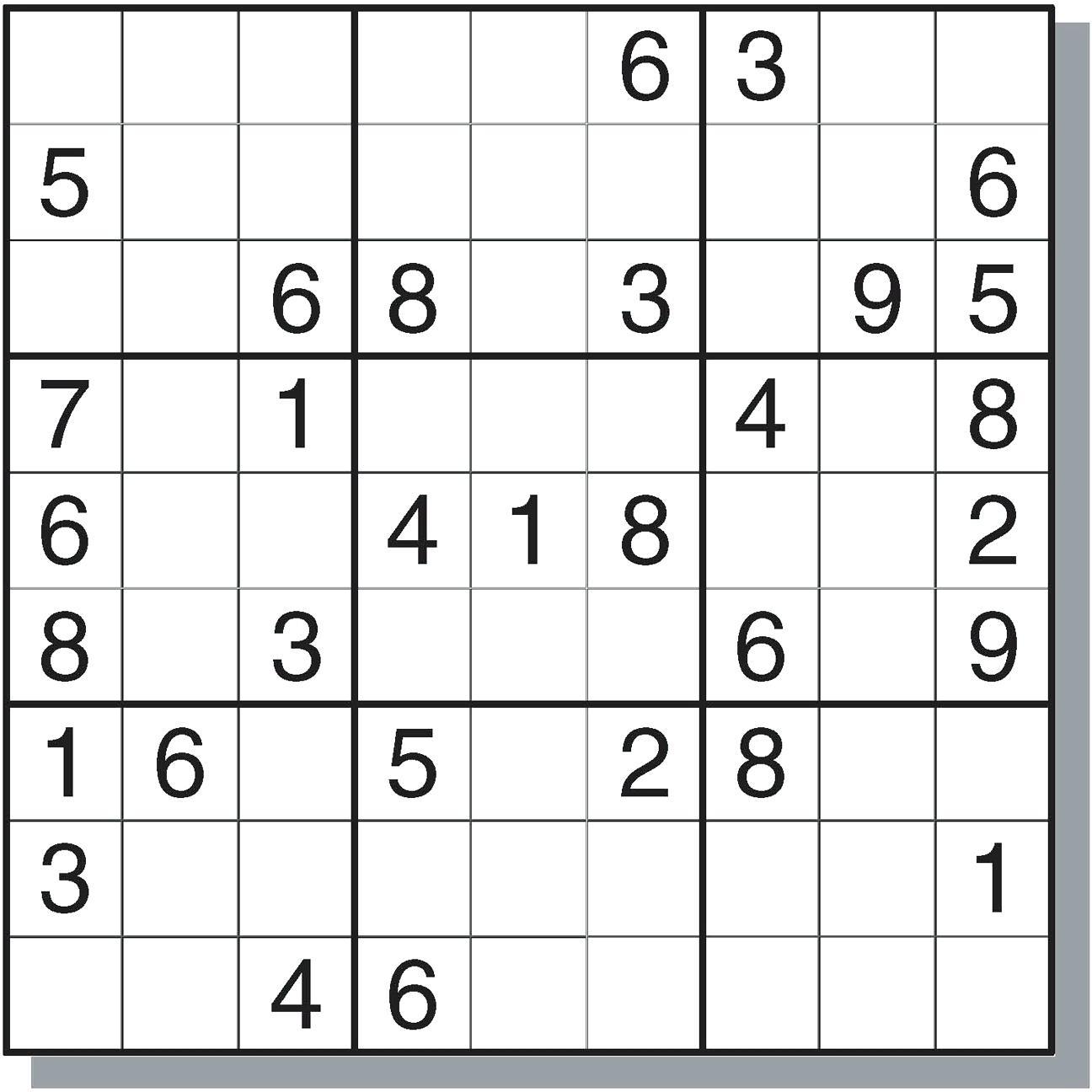 Sudoku Online - Ecosia - Sudoku 16X16 Printable Free