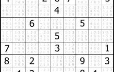 Sudoku Printable | Free, Medium, Printable Sudoku Puzzle #1 | My - Free Printable Sudoku Books