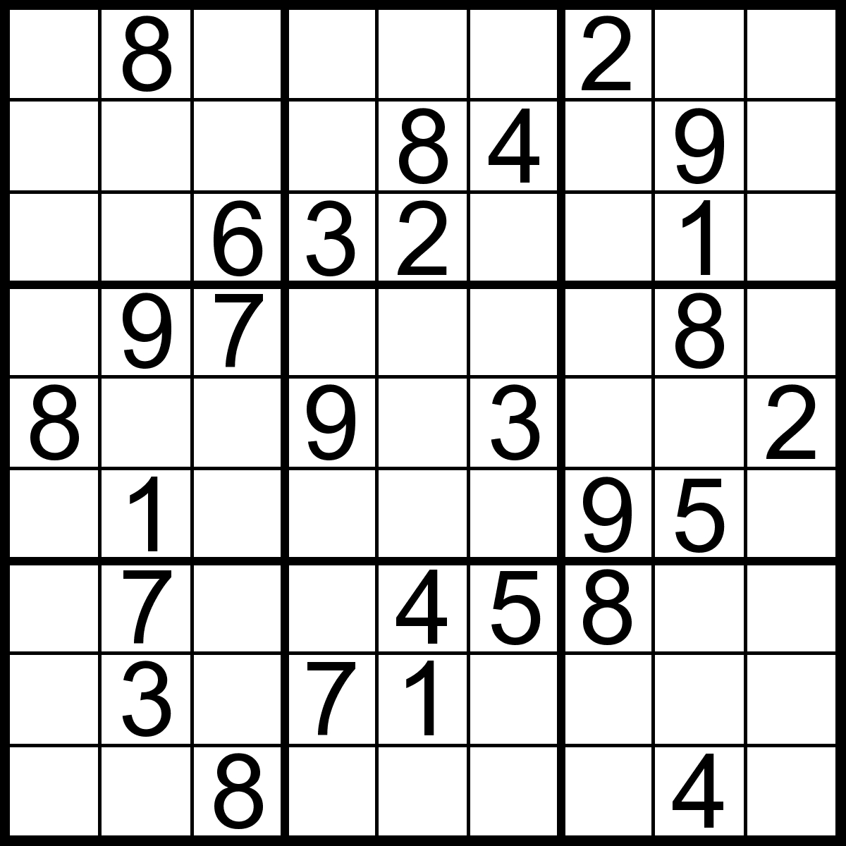 Sudoku Printable Puzzles - Yahoo Image Search Results | Puzzles For - Download Printable Sudoku Puzzles Free