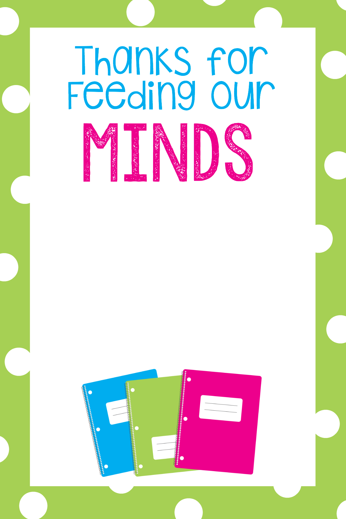 Teacher Appreciation Gift Card Holders | Skip To My Lou - Free Teacher Appreciation Week Printable Cards