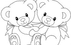 Teddy Bear Coloring Pages Free Printable Coloring Pages | Fun - Teddy Bear Coloring Pages Free Printable