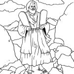 Tens Coloring Sheet Best Of Free Printable Moses Pages Catholic   Free Printable Ten Commandments Coloring Pages