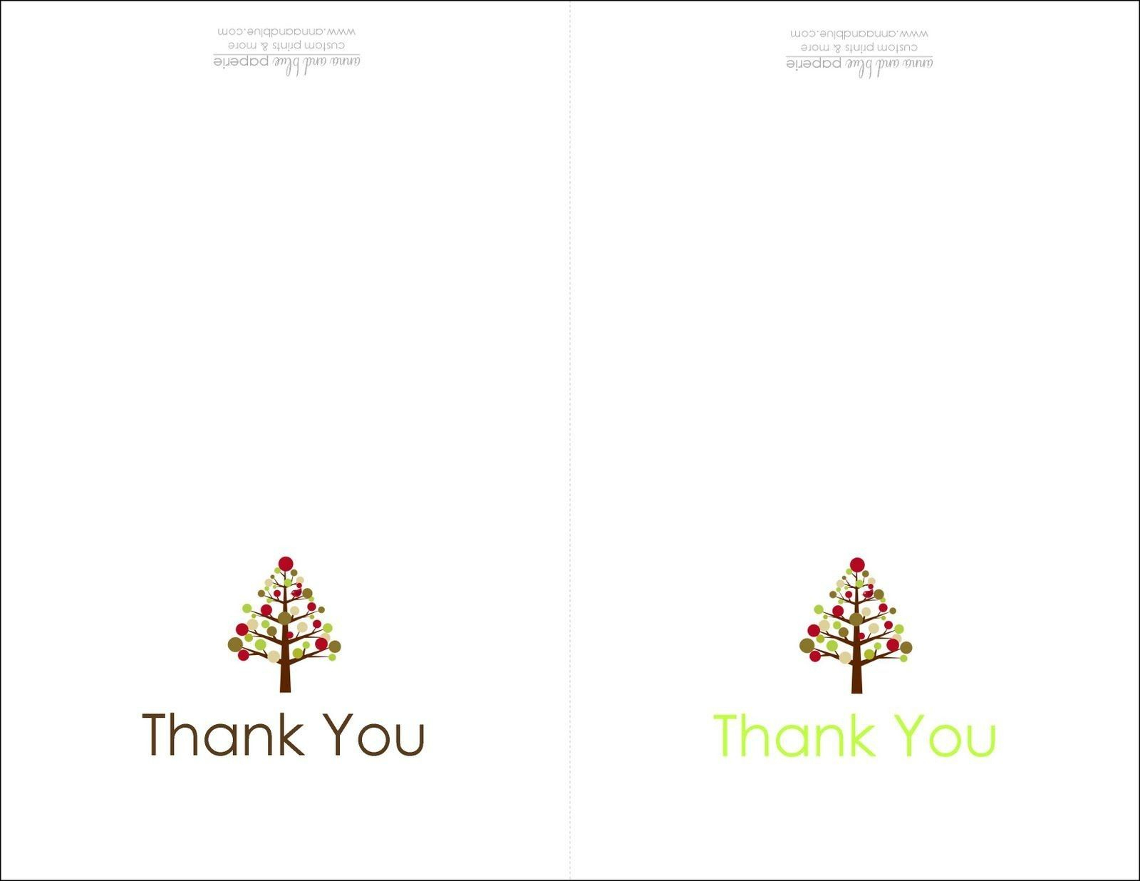 Thank You Card Design Template New Thank You Card Printable   Cards - Free Christmas Thank You Notes Printable