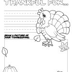 Thanksgiving Coloring Book Free Printable For The Kids! | Bloggers   Free Printable Kindergarten Thanksgiving Activities