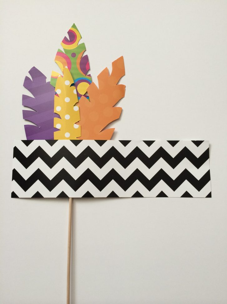 Free Printable Thanksgiving Photo Props