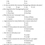 Thanksgiving Trivia Quiz, The Winner Getting To Get The First Slice   Free Printable Trivia Questions And Answers