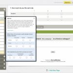 The 20 Best Online Survey Builder Tools   The Ultimate Guide To   Free Printable Survey Generator