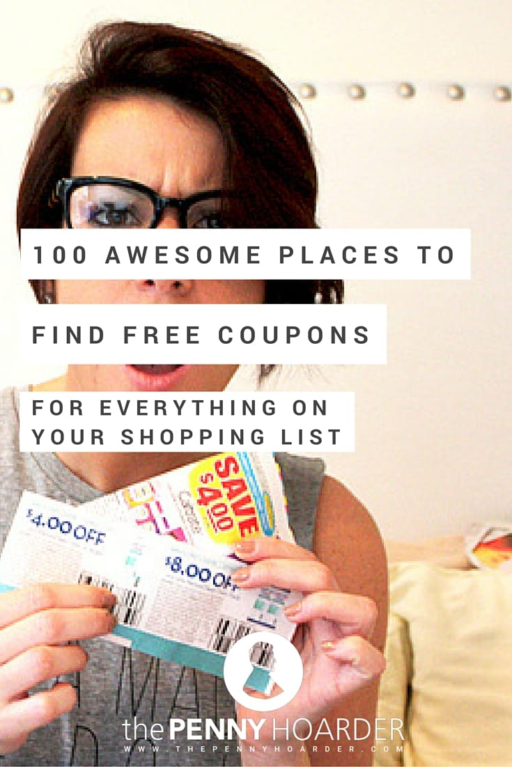 The 99 Best Places To Get Free Digital And Printable Coupons - Free Printable Coupons Without Downloading Or Registering