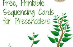 The Activity Mom - Sequencing Cards Printable - The Activity Mom - Free Printable Sequencing Cards For Preschool