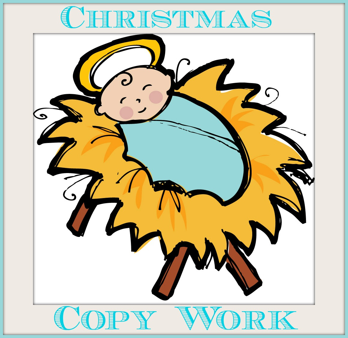 The Christmas Story Free Printable For Copywork Great For - Free Printable Nativity Story