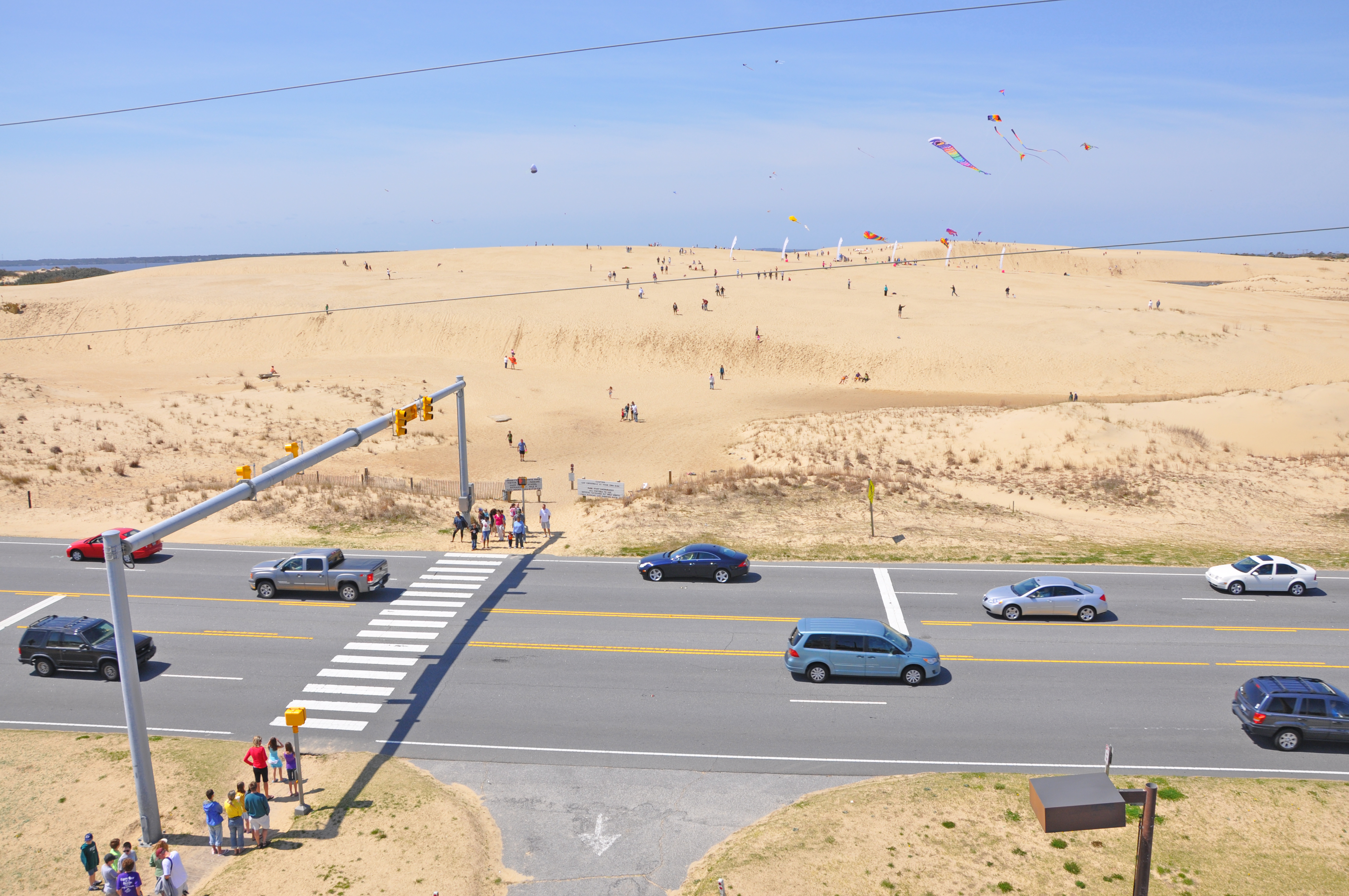 The Outer Banks Driving Directions | Maps, Transportation - Free Printable Driving Directions
