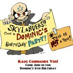 The Skylanders Party Highlights: The Invitation! (Free Printable   Free Printable Skylander Invitations