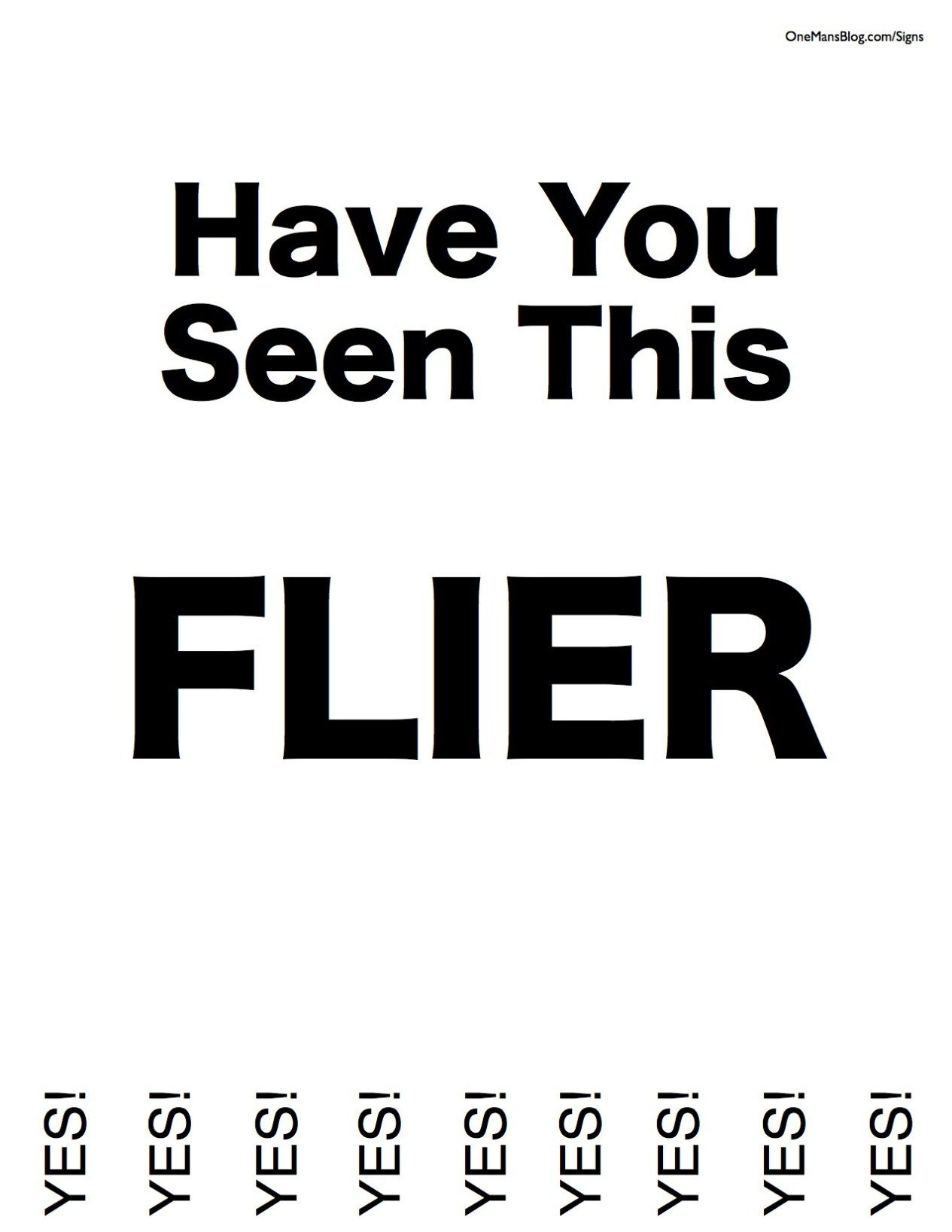 The Web's Biggest Collection Of Printable Funny Signs To Hang Around - Free Printable Funny Signs