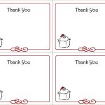 Themed Birthday Party With Free Printables Favors And Christmas Gift   Free Printable Thank You Tags Template