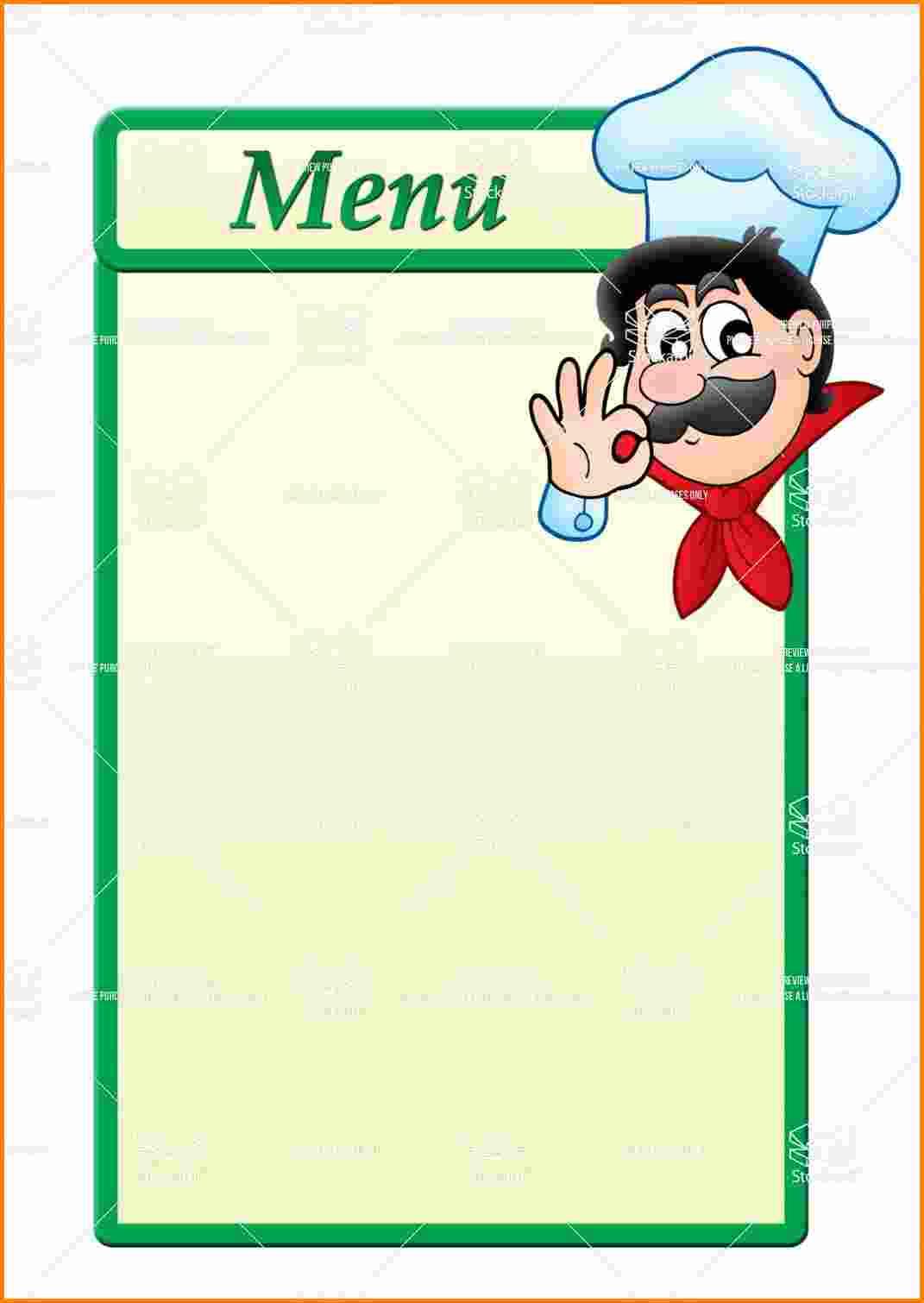 Themes : Free Restaurant Menu Templates For Word Plus Printable - Free Online Printable Menu Maker