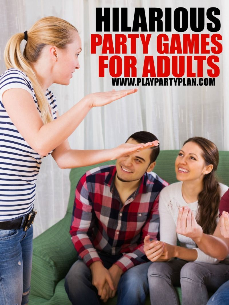 These Five Funny Party Games Are Perfect For Adults, For Teens, Or - Free Printable Women's Party Games