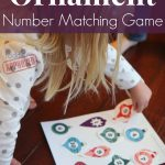 Toddler Approved!: Ornament Number Matching Game {+ Free Printable} – Free Printable Toddler Matching Games