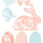 Todi: Free Printables For Easter Decoration. Th Print Used For This – Free Printable Easter Bunting