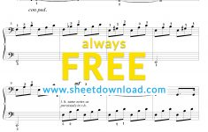 Top 100 Popular Piano Sheets Downloaded From Sheetdownload - Piano Sheet Music For Beginners Popular Songs Free Printable