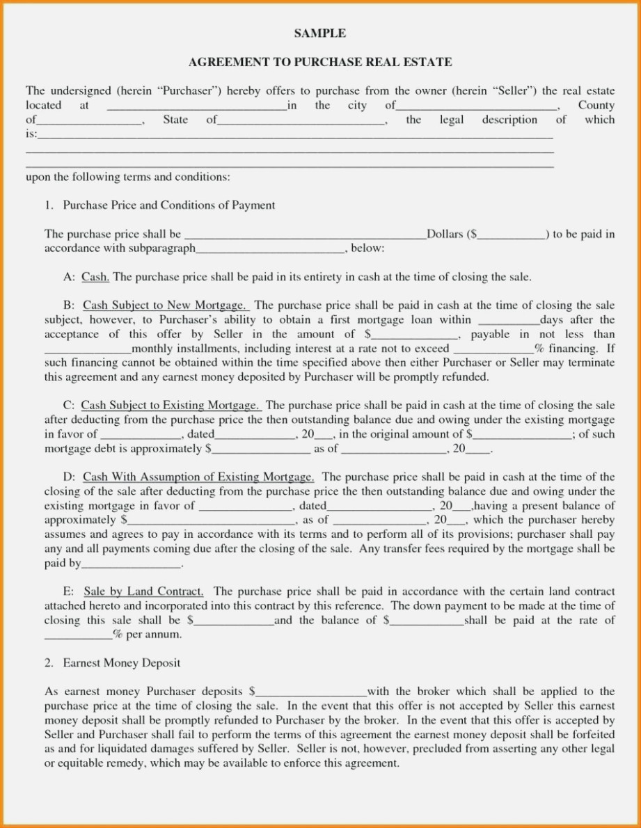 Top 14 Trends In Free | Invoice And Resume Template Ideas - Free Printable Land Contract Forms